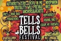 Plakat - Tells Bells - 2014