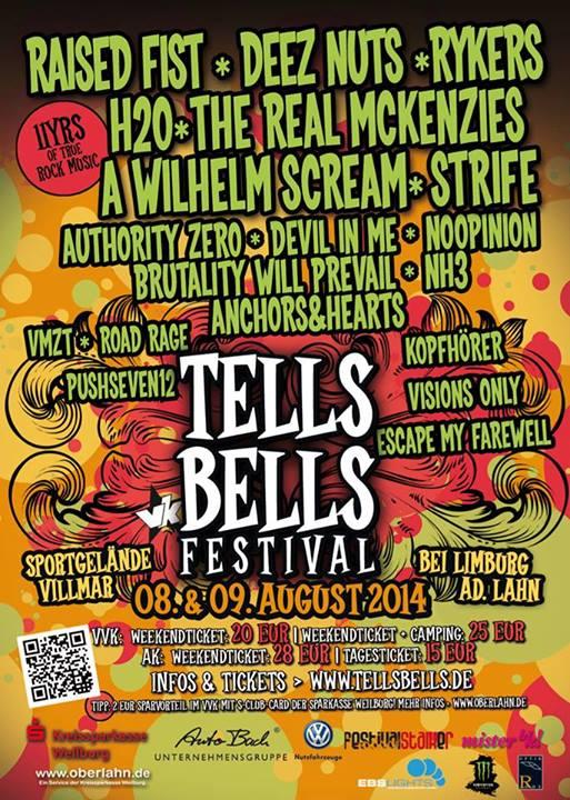Tells Bells 2014